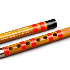 常敦明竹笛